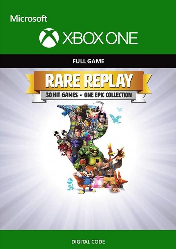 Rare Replay (Код на загрузку) (Xbox One)