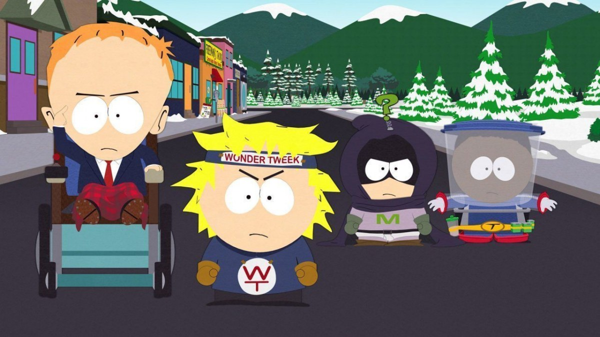 South Park: The Fractured but Whole (PS4)