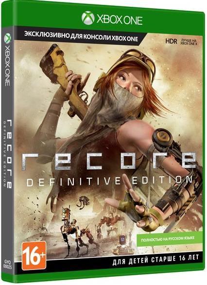 ReCore Definitive Edition Русская Версия (Xbox One)