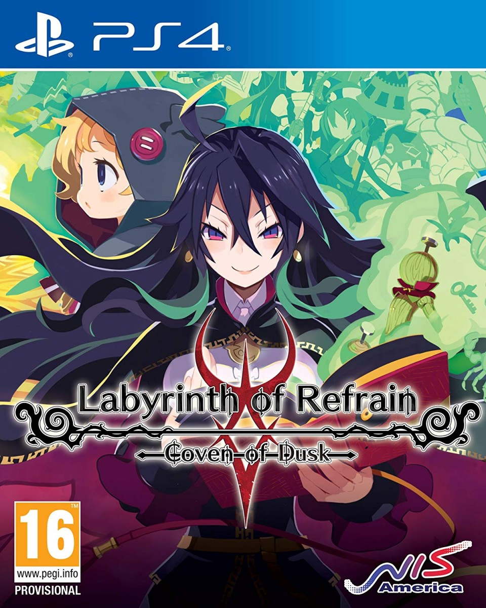 Labyrinth of Refrain: Cover of Dusk (PS4)