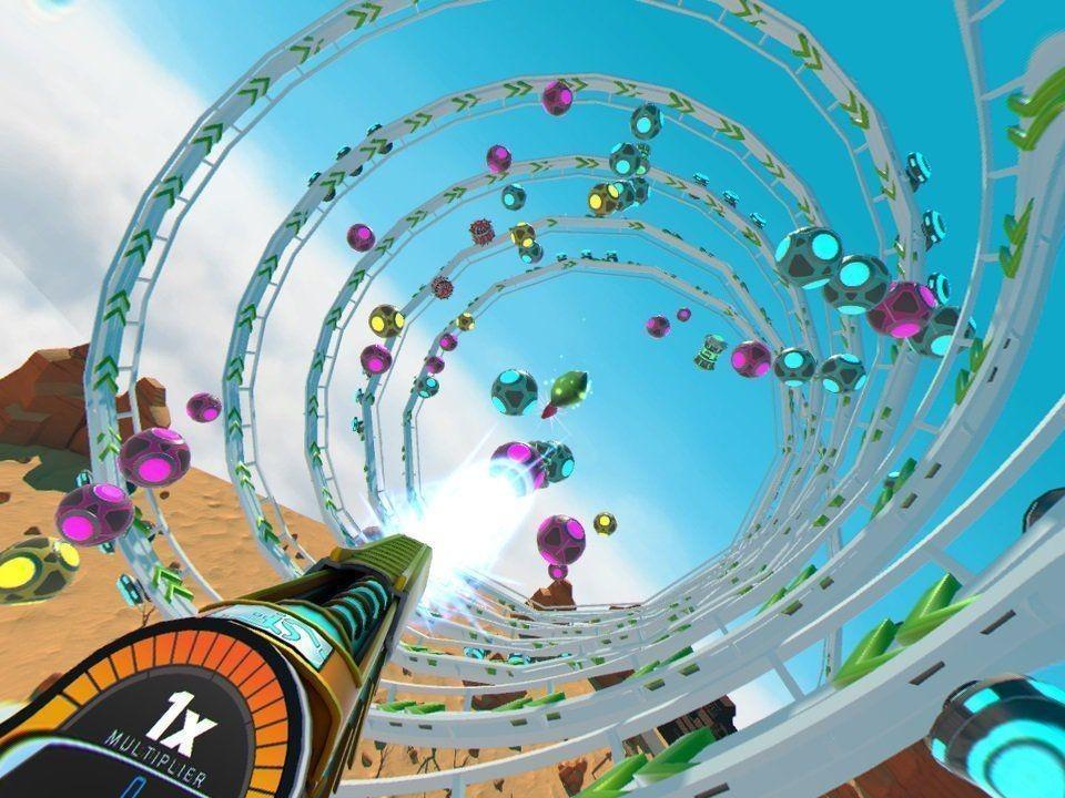 Roller Coaster Tycoon: Joyride (с поддержкой PS VR) (PS4)