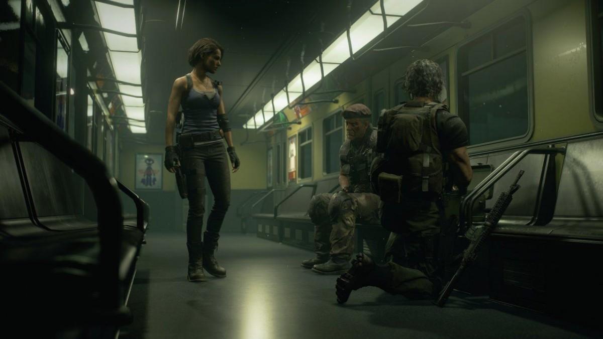 Resident Evil 3: Remake Русская Версия (Xbox One)