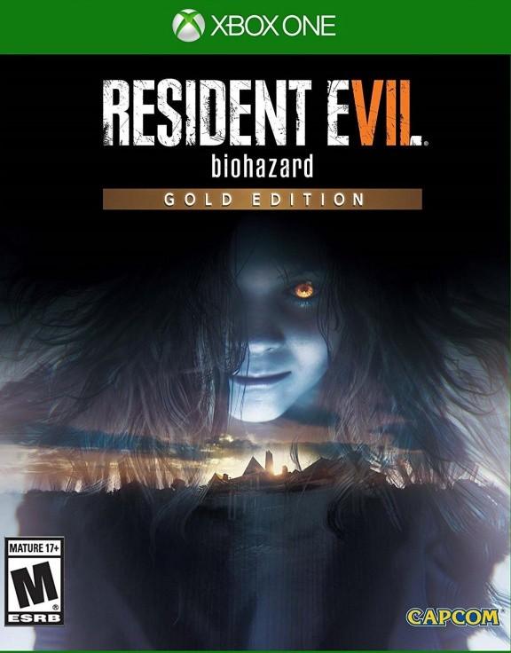 Resident Evil 7 Biohazard Gold Edition Русская Версия (Xbox One)