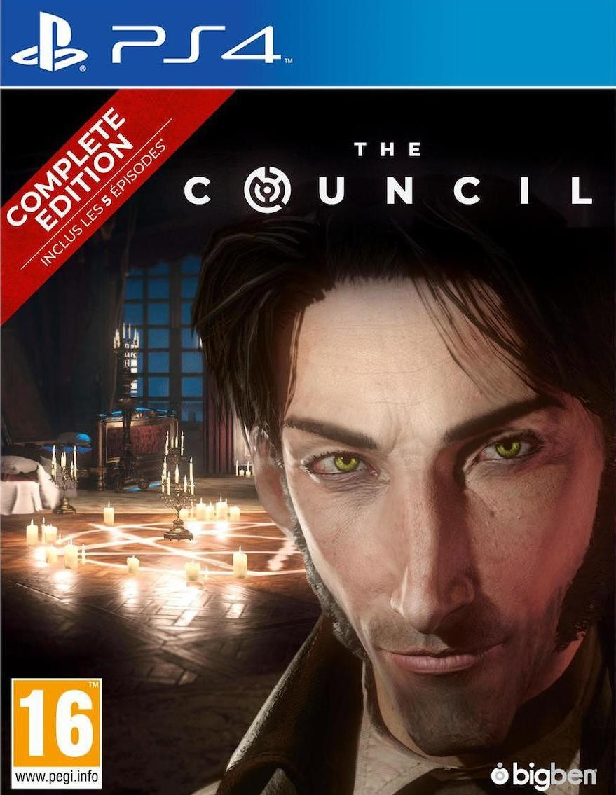 The Council Complete Edition (PS4)