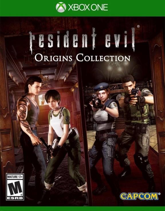 Resident Evil Origins Collection (Resident Evil+ Resident Evil Zero) (Xbox One)