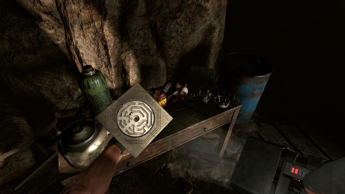 Immortal Legacy: The Jade Cipher (с поддержкой PS VR) (PS4)