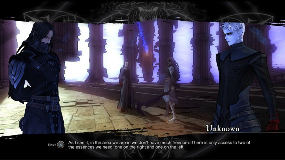 Anima: Gate of Memories. The Nameless Chronicles (PS4)