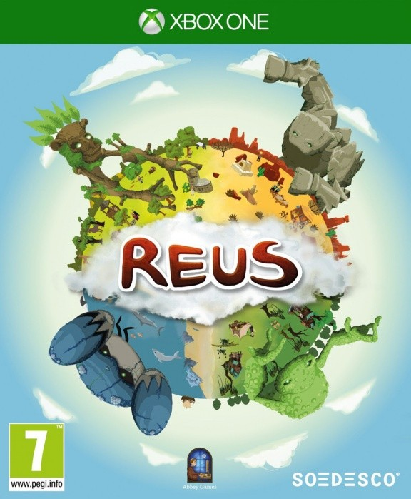 Reus Русская Версия (Xbox One)