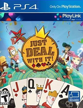 Just Deal With It (PS4)