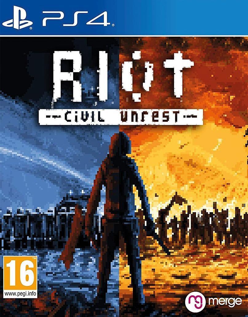Riot: Civil Unrest (PS4)