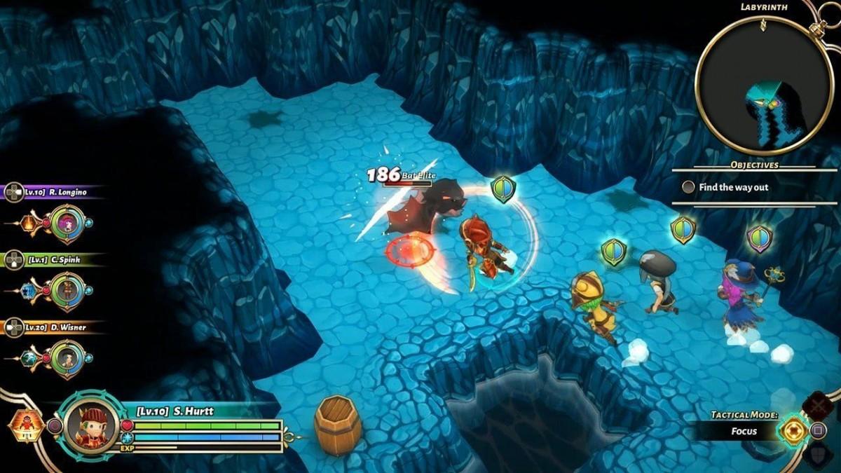 Valthirian Arc: Hero School Story (PS4)