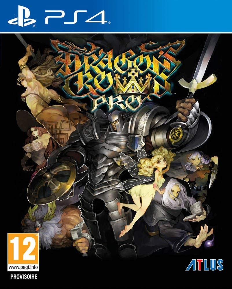 Dragon's Crown Pro. Battle Hardened Edition (PS4)