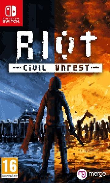 Riot: Civil Unrest Русская Версия (Switch)