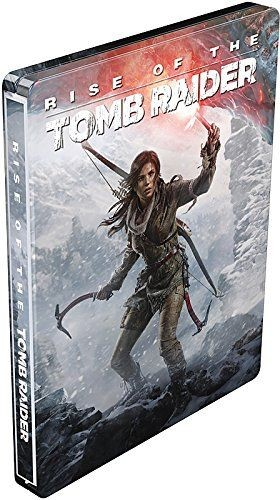 Rise of the Tomb Raider SteelBook Edition (Xbox One)