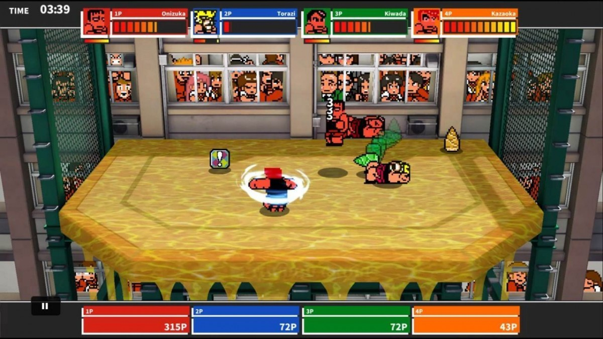 River City Melee Mach (Switch)