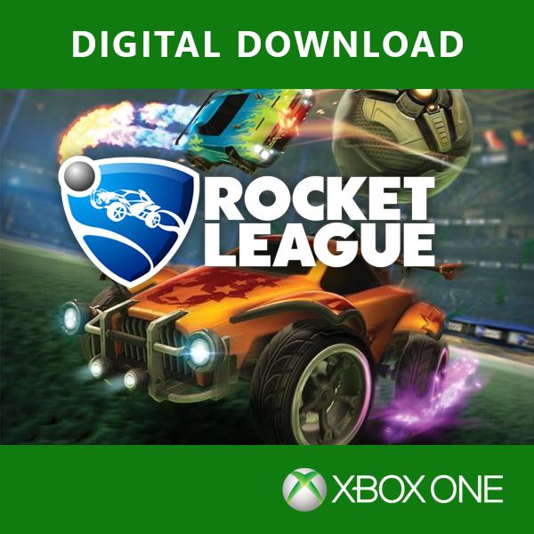 Rocket League (Код на загрузку) (Xbox One)