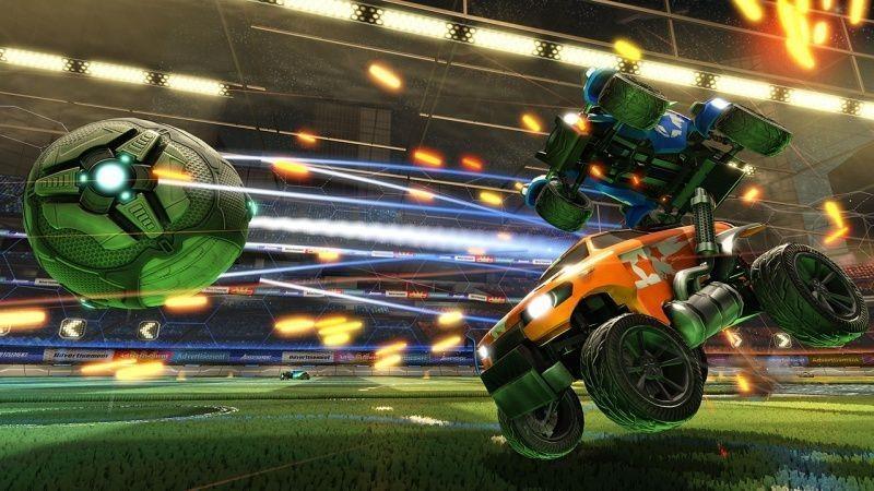 Rocket League Ultimate Edition Русская Версия (Switch)
