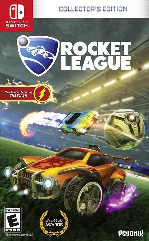 Rocket League Collector's Edition Русская Версия (Switch)
