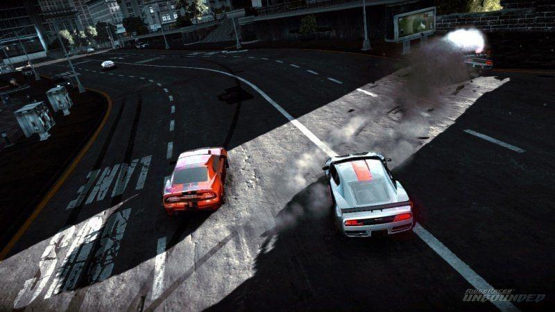 Ridge Racer Unbounded Русская Версия (Xbox 360)