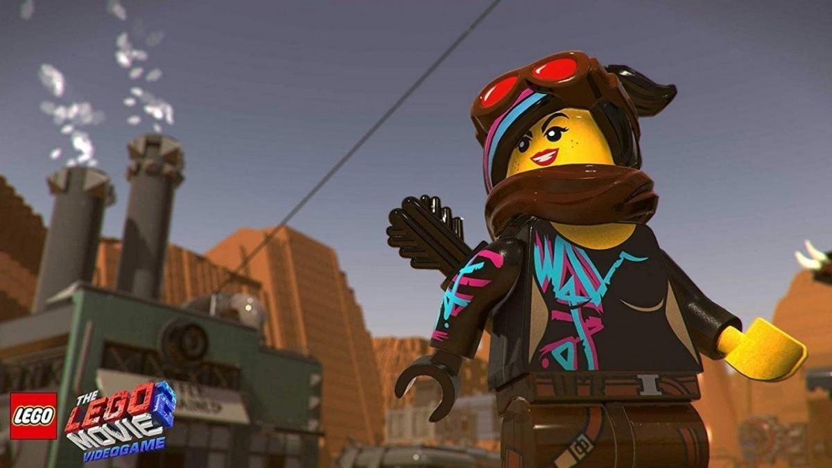 LEGO Movie 2 Videogame. Minifigure Edition (PS4)