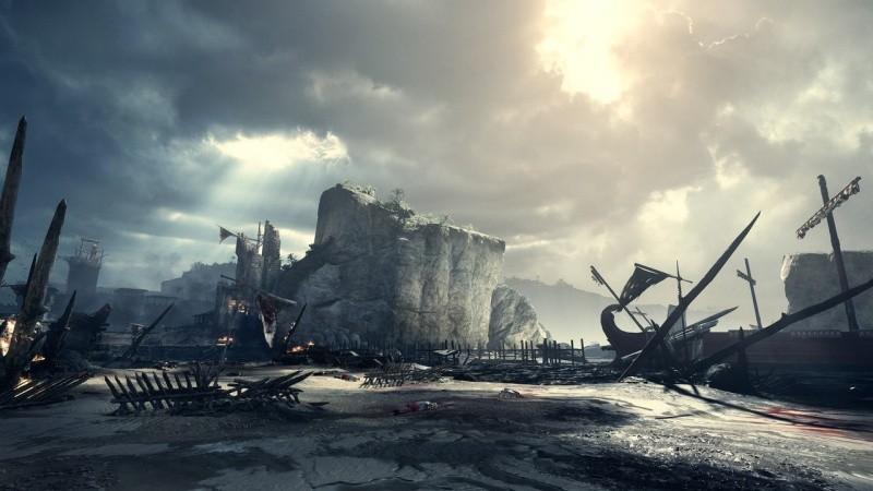 Ryse: Son of Rome Legendary Edition с поддержкой Kinect (Xbox One)