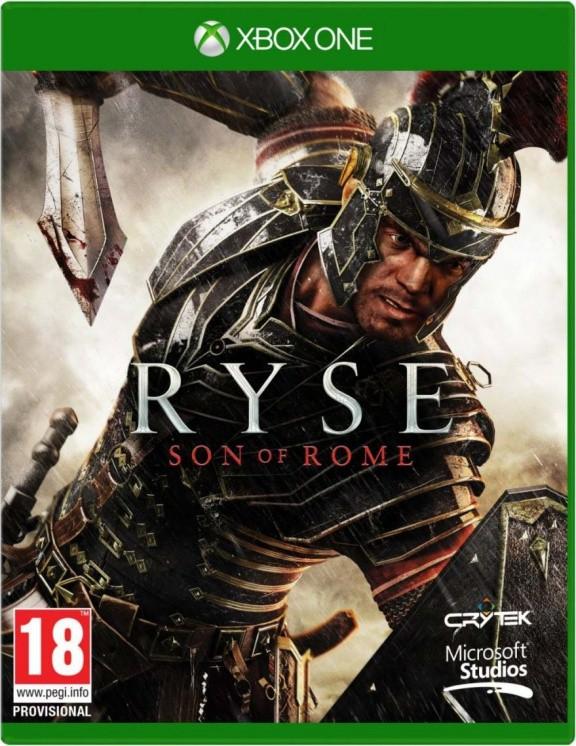 Ryse: Son of Rome с поддержкой Kinect (Xbox One)