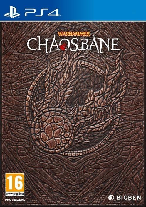 Warhammer: Chaosbane Коллекционное издание: The Magnus Edition Русская Версия (PS4)
