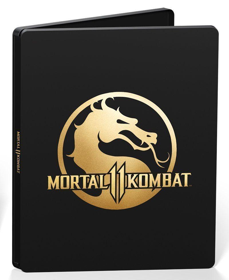 Mortal Kombat 11 (XI) Steelbook Edition (PS4)