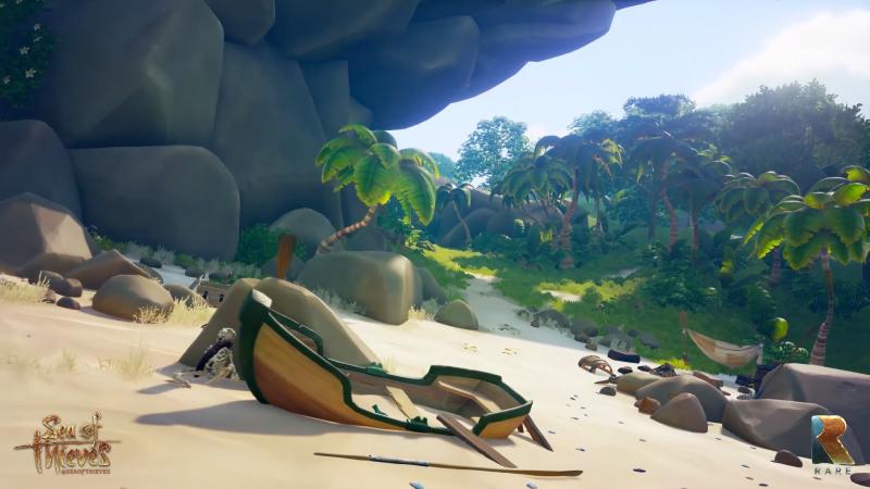 Sea of Thieves (Код на загрузку) Русская Версия (Xbox One)