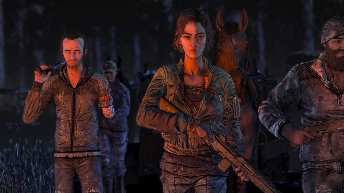 The Walking Dead (Ходячие мертвецы): The Telltale Series Final Season (PS4)