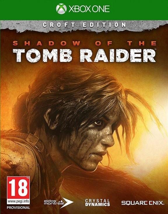 Shadow of the Tomb Raider Croft Edition Русская версия (Xbox One)