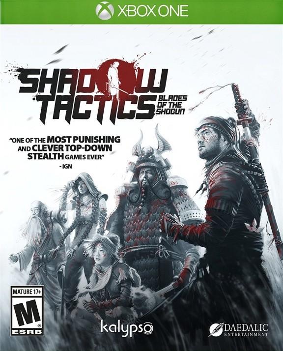 Shadow Tactics: Blades of the Shogun Русская Версия (Xbox One)