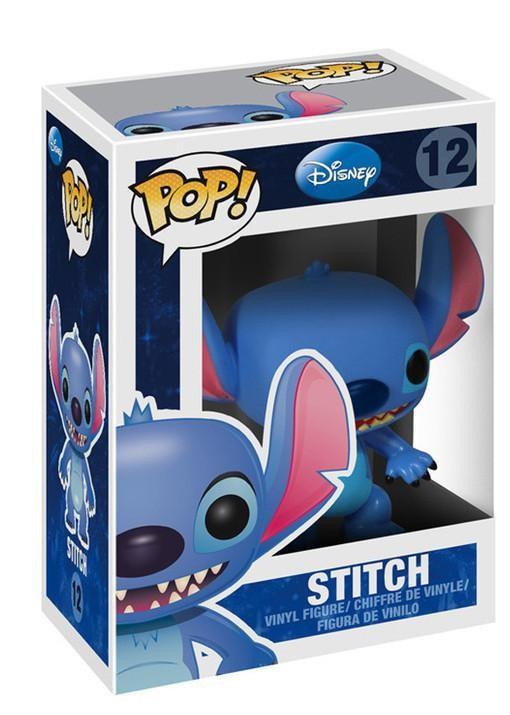 Фигурка Funko POP! Vinyl: Стич (Stitch) Лило и Стич (Lilo and Stitch) (2353) 9,5 см