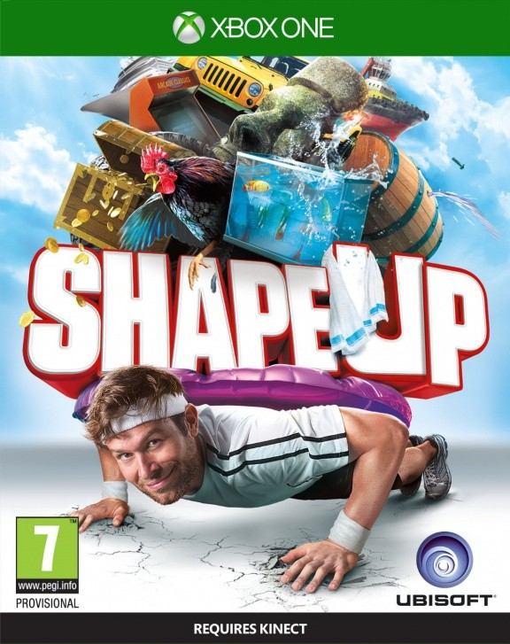 Shape UP для Kinect (Xbox One)