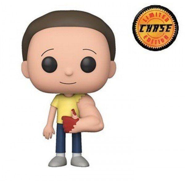 Фигурка Морти с сильной рукой (Sentinent Arm Morty) Рик и Морти (Rick & Morty) (Chase) (28451) 9,5 см
