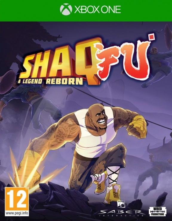 Shaq Fu: A Legend Reborn Русская Версия (Xbox One)