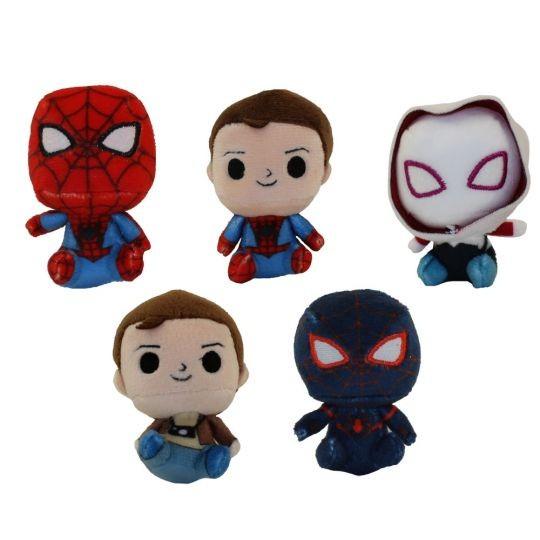 Рандомная плюшевая фигурка Funko Blind Box Plush: Человек-паук (Spider-Man) (24527) 9,5 см