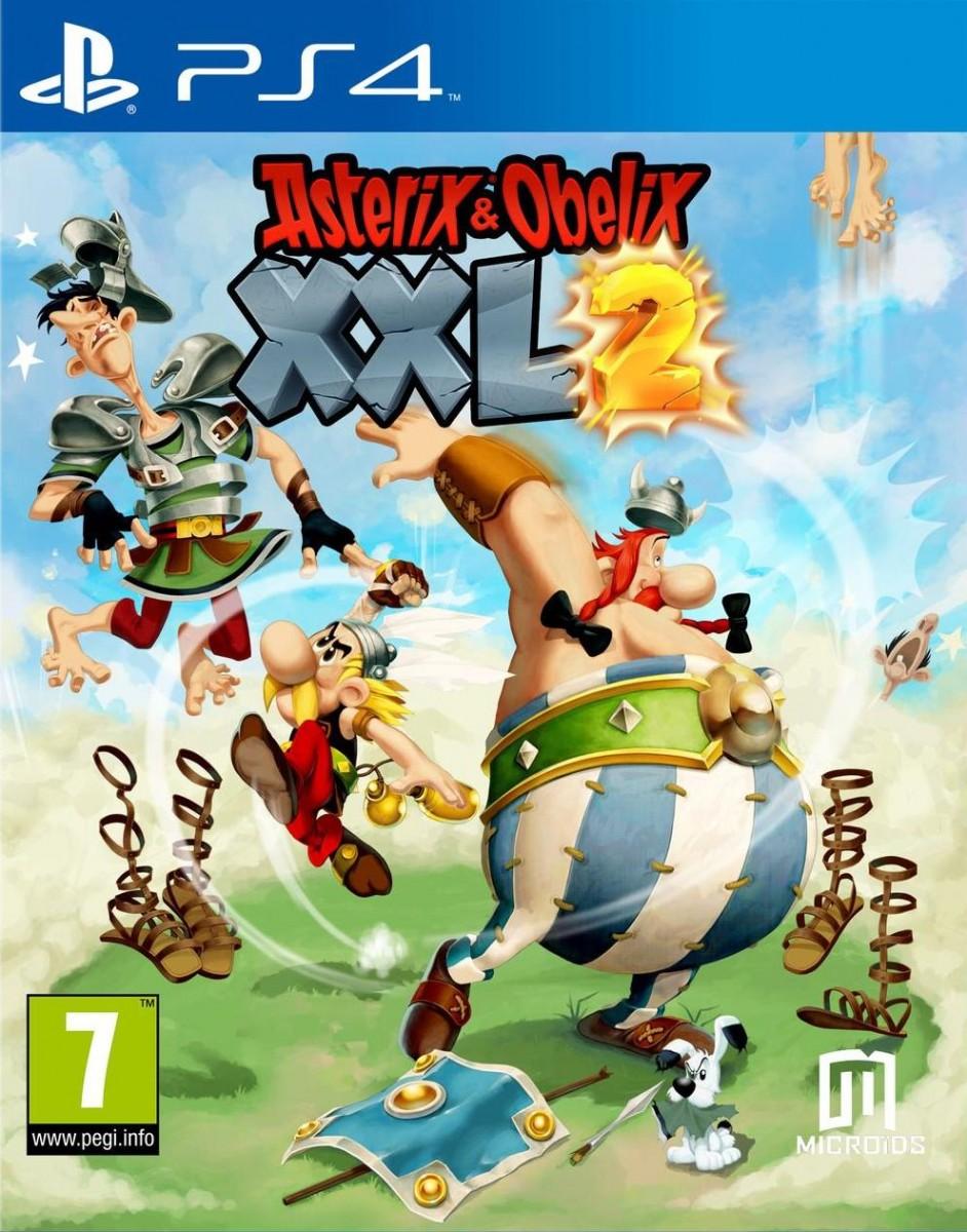 Asterix and Obelix XXL2 (PS4)
