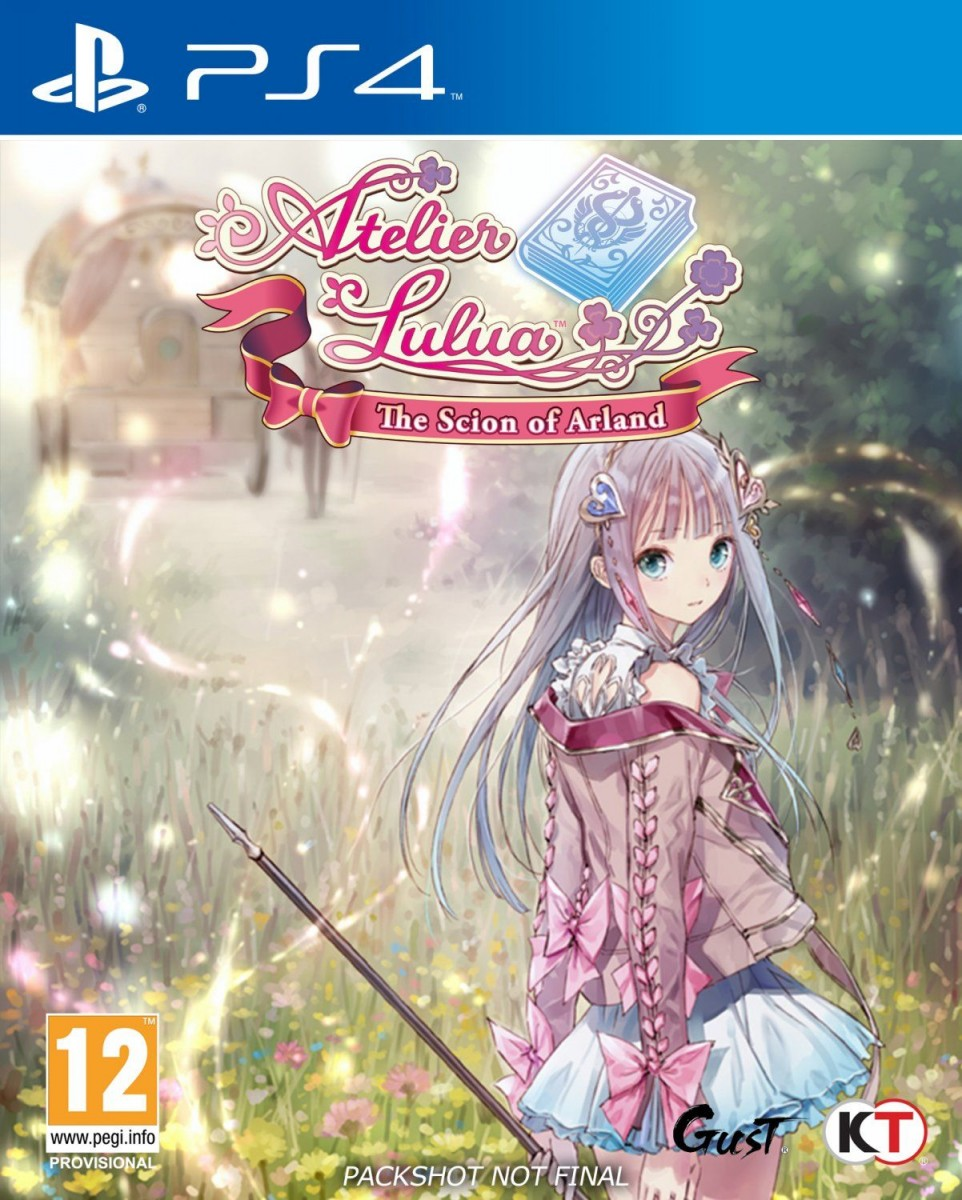 Atelier Lulua: The Scion of Arland (PS4)