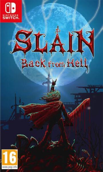Slain: Back from Hell Русская Версия (Switch)