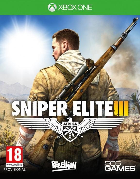 Sniper Elite 3 (III) Русская Версия (Xbox One)