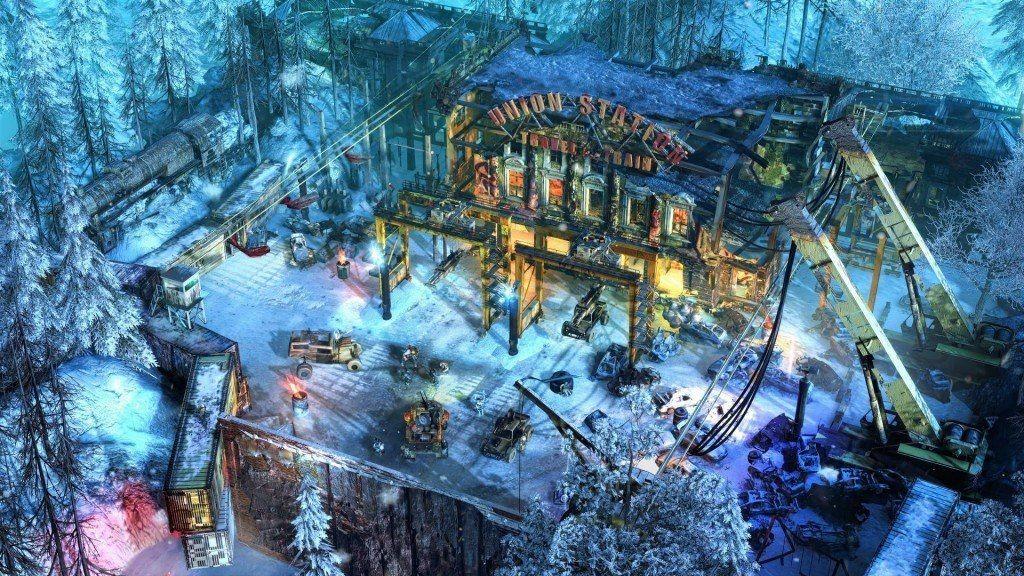 Wasteland 3 (PS4)