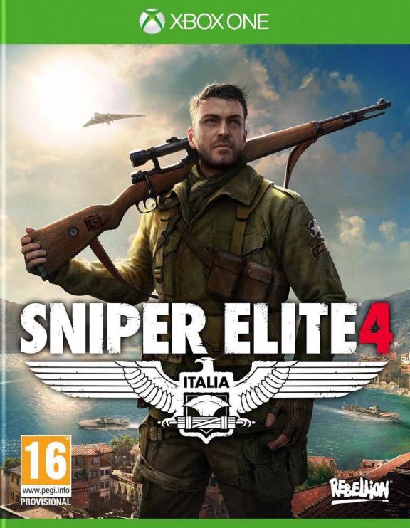 Sniper Elite 4 Русская Версия (Xbox One)