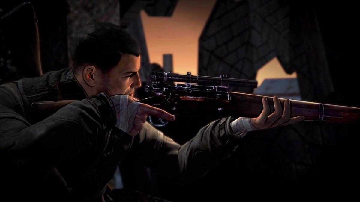 Sniper Elite V2 Remastered Русская Версия (Switch)