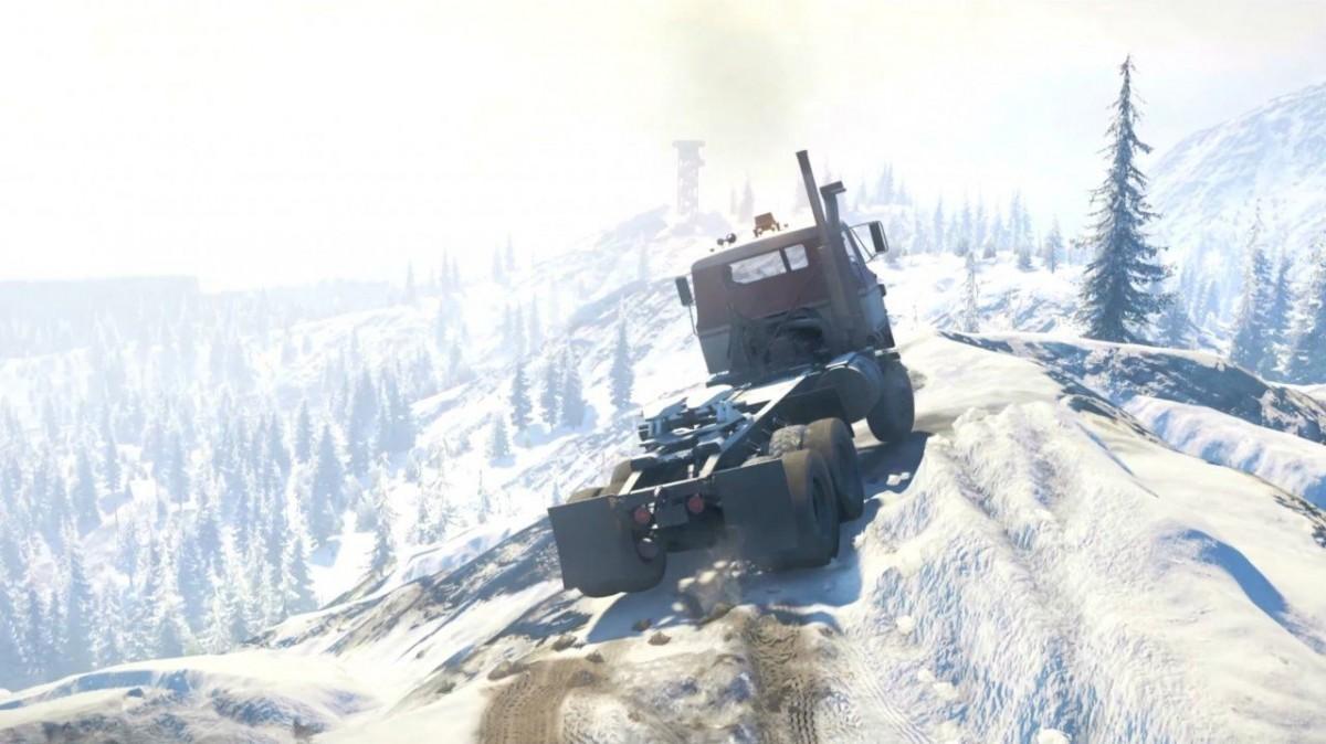 SnowRunner Русская Версия (Xbox One)