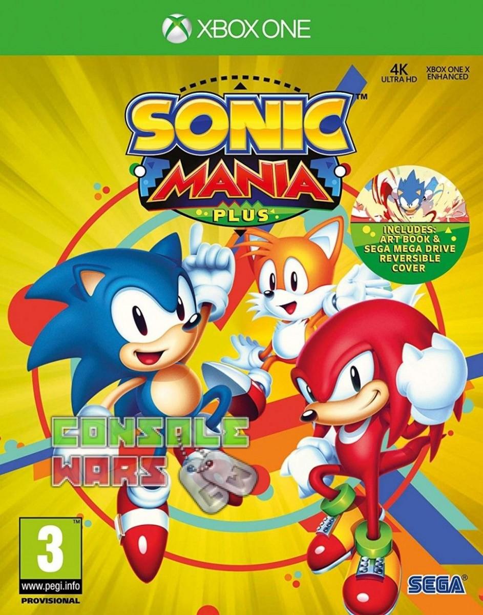 Sonic Mania Plus (Xbox One)