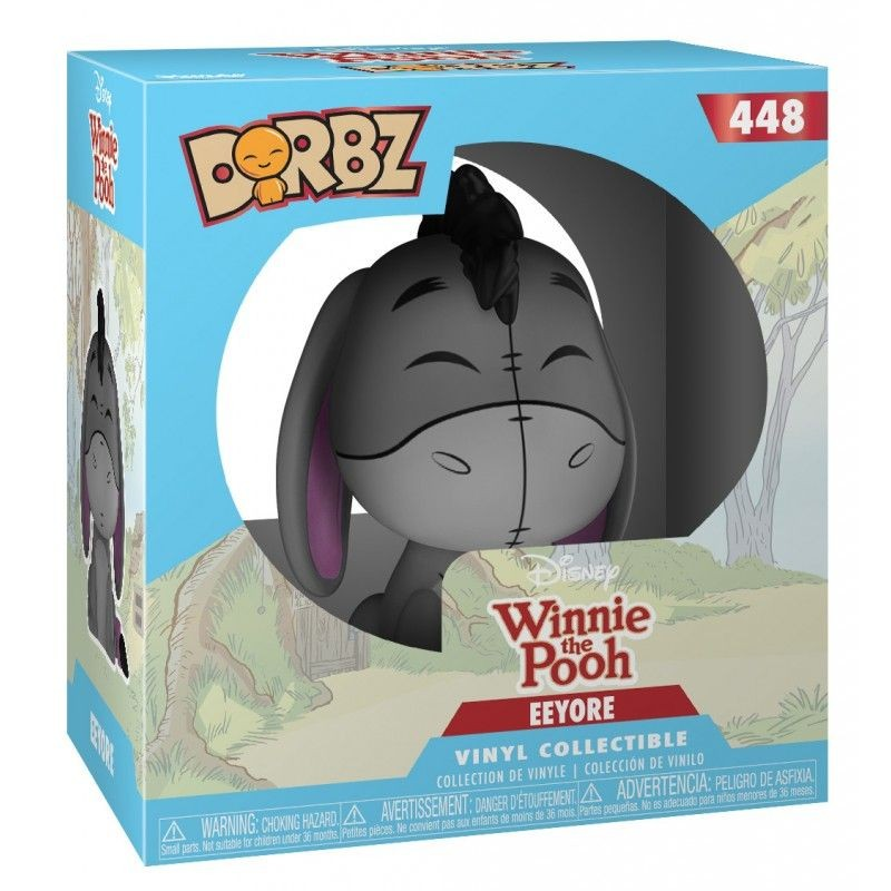 Фигурка Funko POP! Dorbz: Иа (Eeyore) Винни-Пух (Winnie the Pooh) (27476) 8 см