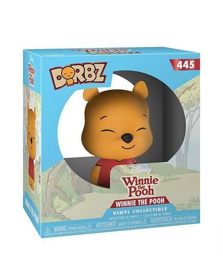 Фигурка Funko POP! Dorbz: Винни-Пух (Pooh) Винни-Пух (Winnie the Pooh) (27474) 8 см