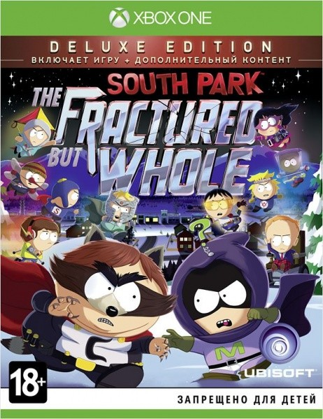 South Park: The Fractured but Whole. Deluxe Edition Русская Версия (Xbox One)