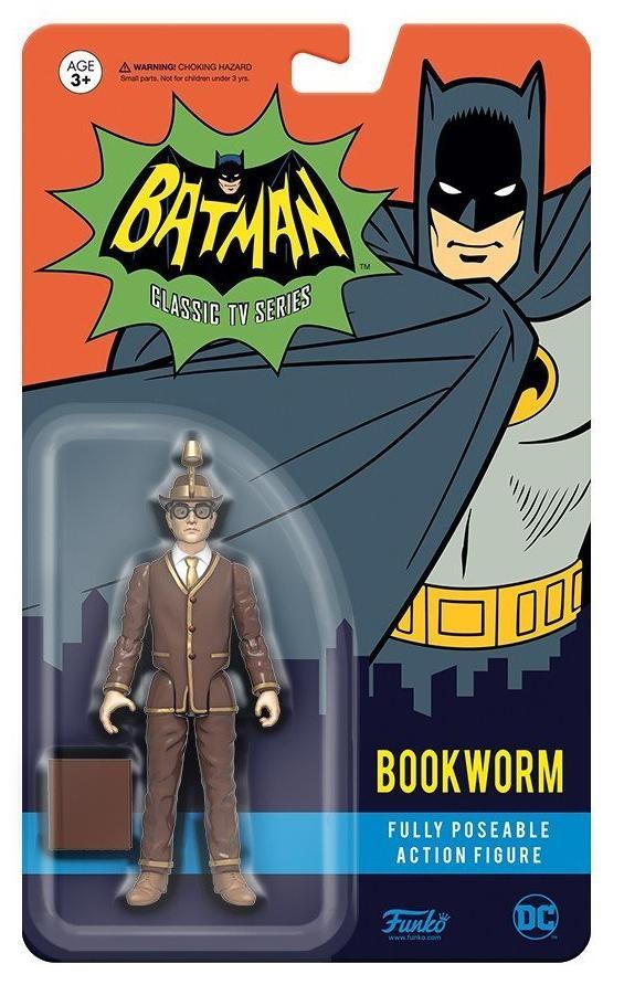Фигурка Funko Action Figure: Букворм (Bookworm) (13912) 10 см